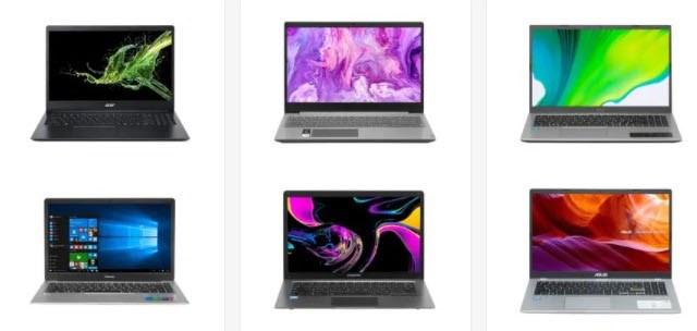 Выбрать ноутбук для школы